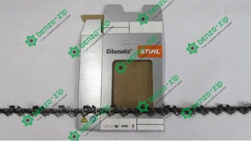 Ланцюг для бензопили Stihl 53 зв., Rapid Micro( RM), крок 3/8, товщина 1,3 мм