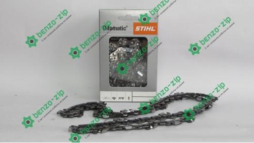 Цепь для бензопилы Stihl 72 зв., Rapid Micro (RM), шаг 0,325, толщина 1,3 мм