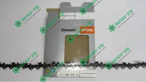 Цепь для бензопилы Stihl 64 зв., Rapid Micro (RM), шаг 0,325, толщина 1,3 мм