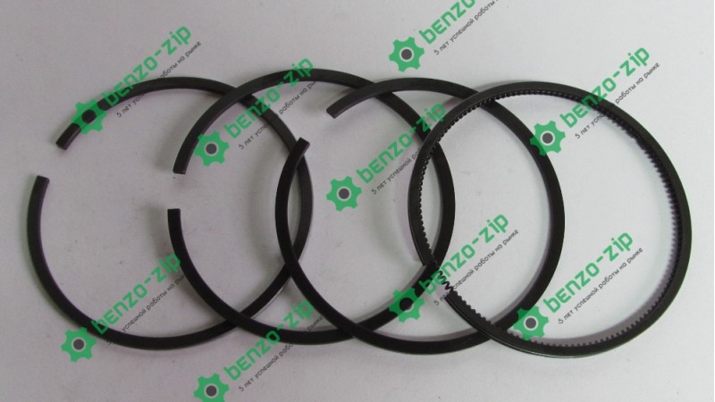 Кільця поршневі м / б 175n (7Hp) (Ø75,00) комплект