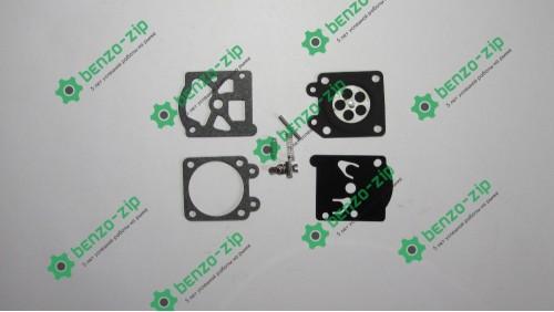 Комплект + голка для ремонту карбюратора бензопил Goodluck 4500