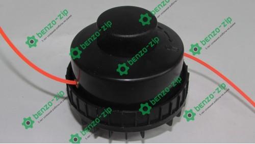 Косильная головка для электрокос с нижним мотором 6 мм