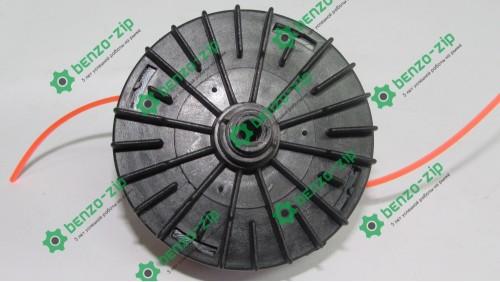 Косильна головка для електрокос з нижнім мотором 6 мм