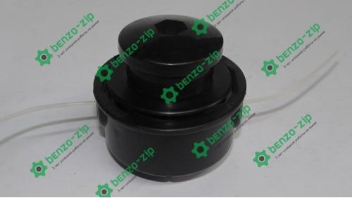 Косильная головка для электрокос с нижним мотором с резьбой М10 с болтом