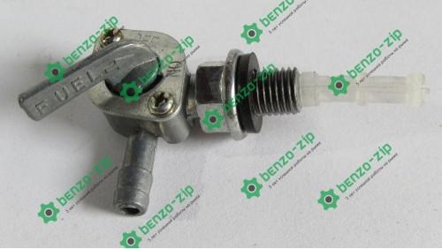 Кран топливный бензогенератора ET-950  (D-10mm)