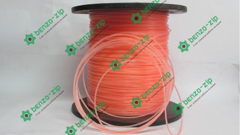 Волосінь WINZOR 3,0 мм,1 м армована (кругла)