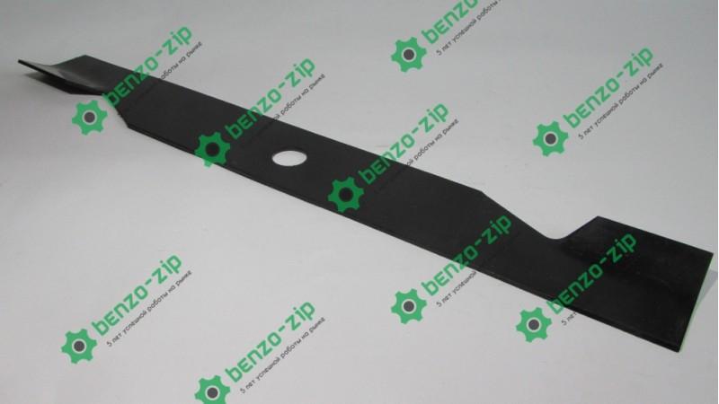 Нож для газонокосилки d=17 мм, l=380 мм