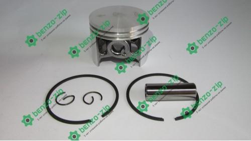 Поршень для бензопил Мотор Сич 270 (d=50мм),H=40мм,dпальца=12мм