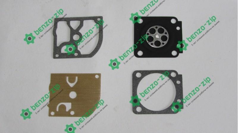 Рем. комплект карбюратора для бензопилы Stihl 180
