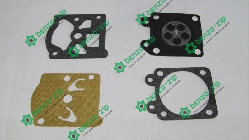 Рем. комплект карбюратора для бензопилы Stihl 260