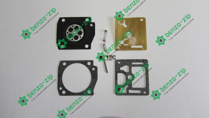 Рем. комплект карбюратора для бензопилы Stihl 360 полный