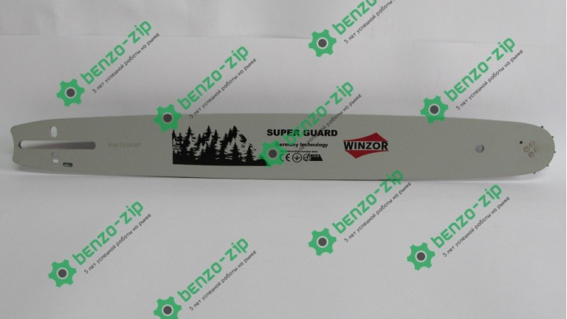 Шина Winzor 45 см 72 зв., 0,325,1,3 мм с подшипником