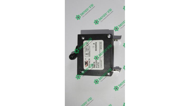 Вимикач автоматичний бензогенератора (15A, 230W)
