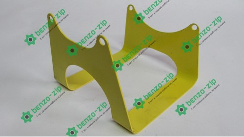 Захист бака для мотокоси металева на 4 кріплення