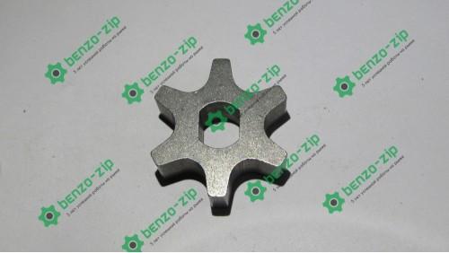 Звезда для китайских электропил №3 широкая