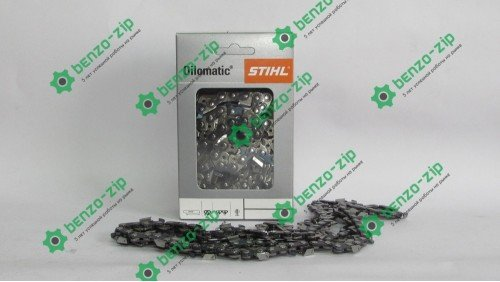 Ланцюг для бензопили Stihl 76 зв., Rapid Micro( RM), крок 0,325, товщина 1,3 мм
