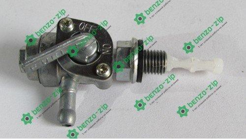 Кран паливний бензогенератора ET-950 (з фільтром, D-10mm)