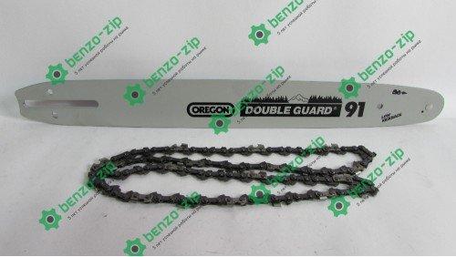 Шина Partner 351 40см 1.3 мм 3/8 + ланцюг 56 Oregon оригінал