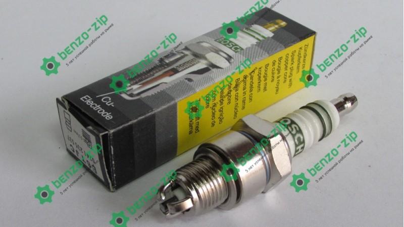 Свеча Bosch 3-х контактная для 2-Т скутеров
