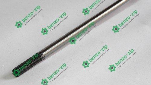 Ведучий вал (жорсткий привід) d-8 мм на 9 шліців для мотокоси